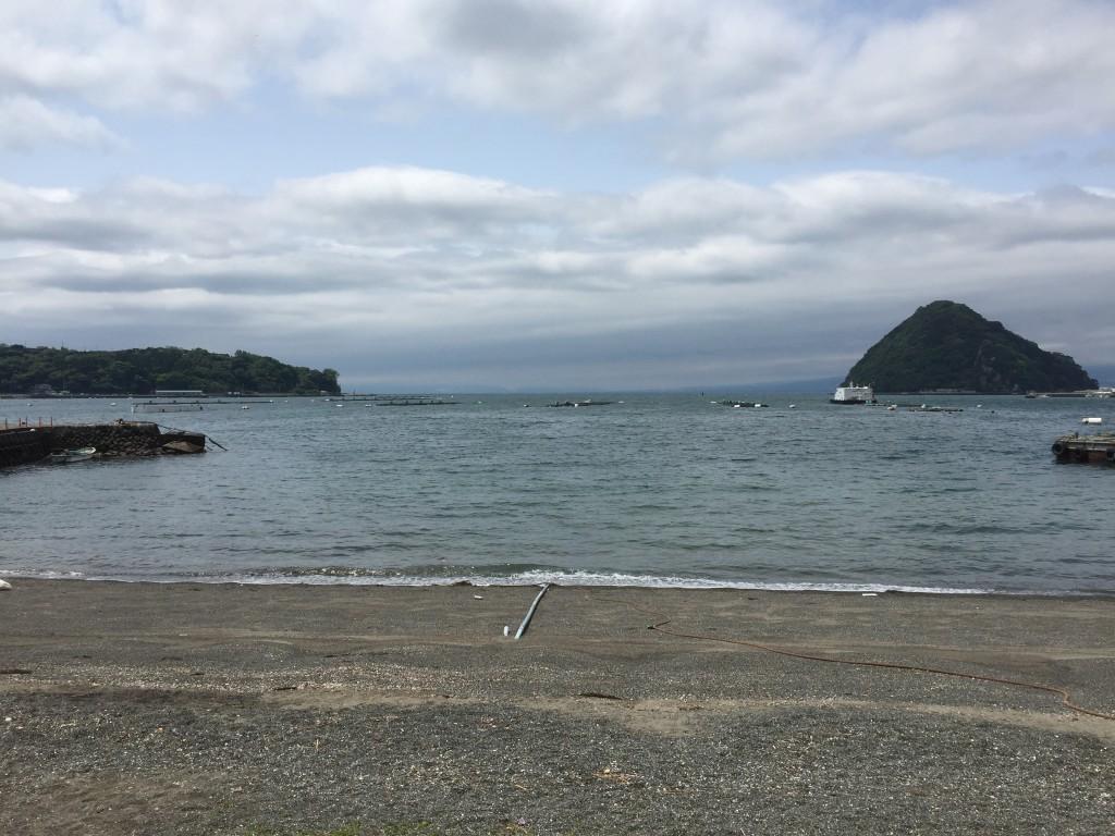 ラブライブサンシャイン聖地巡礼レポート3(内浦の海〜沼津編)