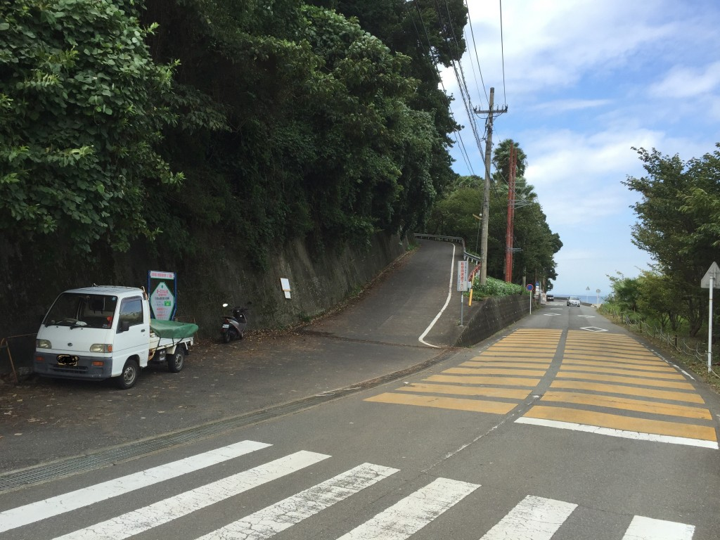 ラブライブサンシャイン聖地巡礼レポート5(カエル館〜長井崎中学校編)